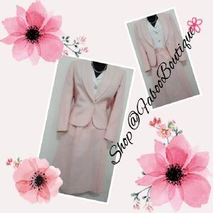 Pink Women's Suit